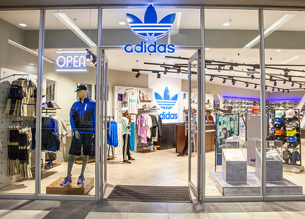 Adidas : The Zone @ Rosebank